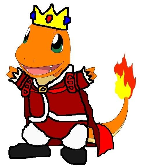 Pokemon Achtergrond Containing Anime Entitled Prince Charmander