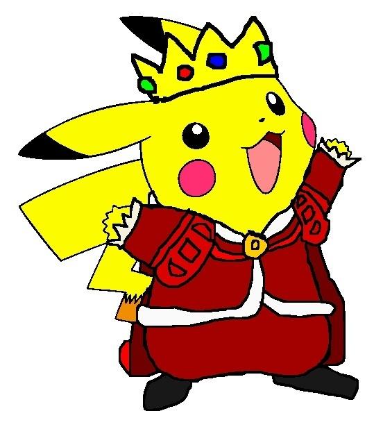 Prince pikachu