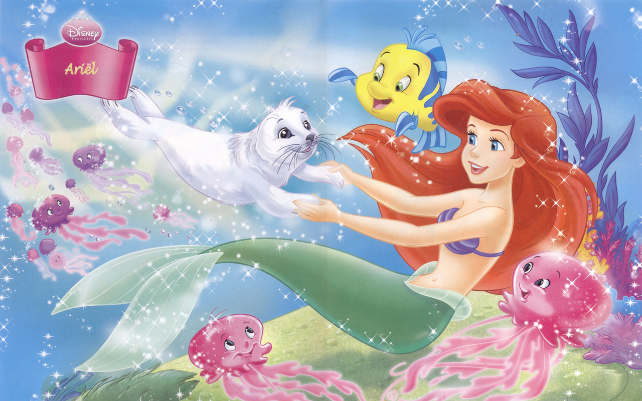 princess ariel disney princess wallpaper 9546527 fanpop