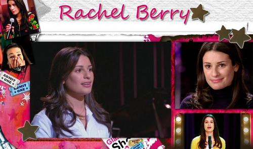 Rachel* - rachel-berry Fan Art