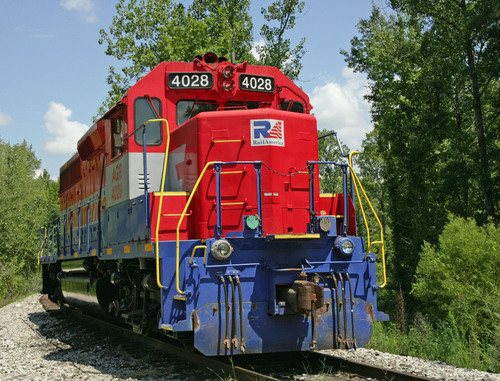 Rail America - trains Photo