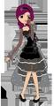 Random girl <33 - total-drama-island fan art