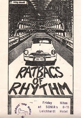 Ratbags Of Rhythm Austalian Punk Photo 9572590 Fanpop
