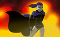 teen-titans - Raven wallpaper