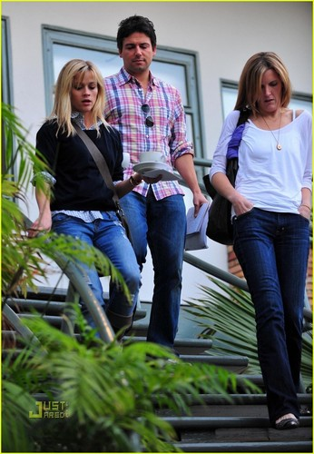 Reese Out in Brentwood