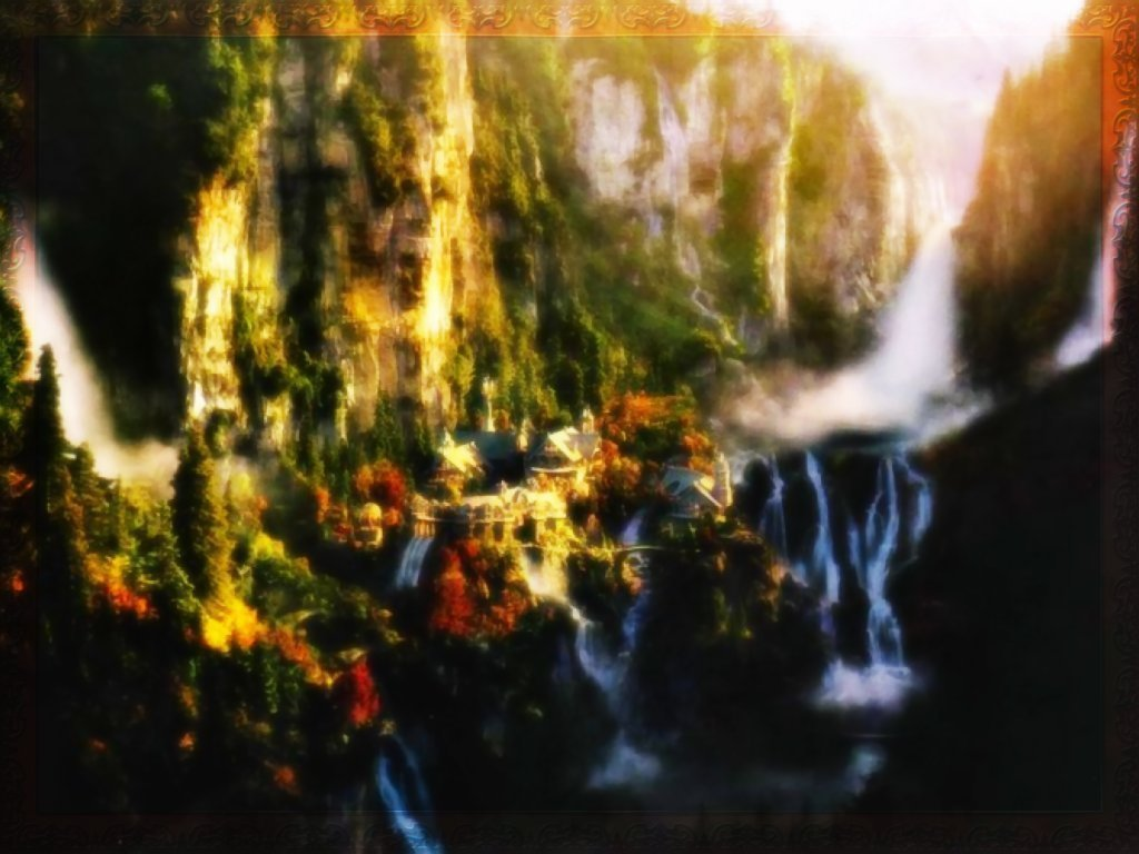 rivendell wallpaper-#21