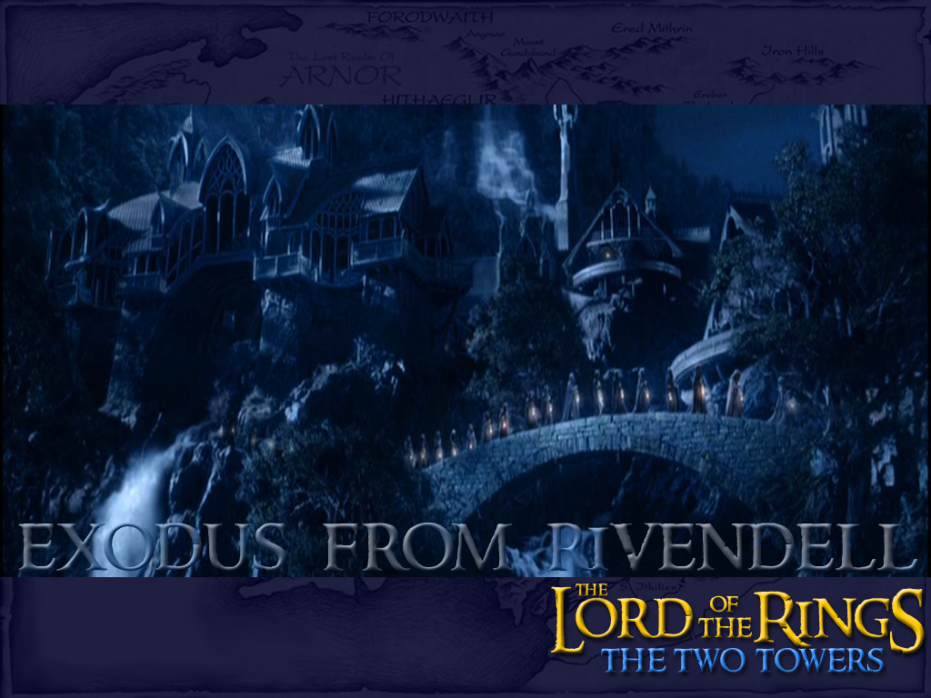 rivendell wallpaper - photo #34