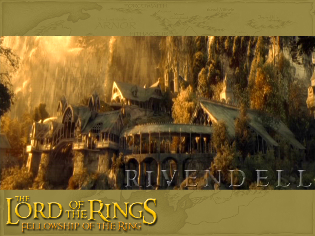 rivendell wallpaper-#16