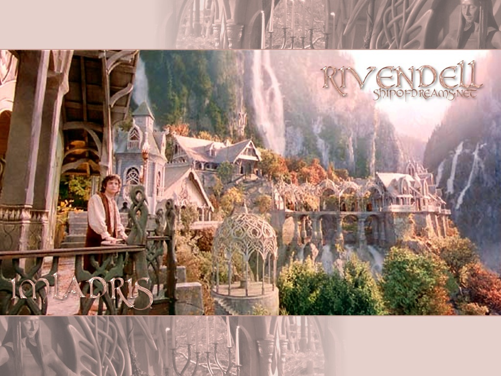 rivendell wallpaper-#36