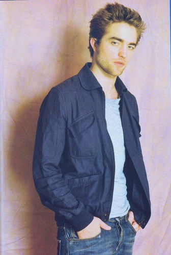 Robert Pattinson - Japan Photoshoot