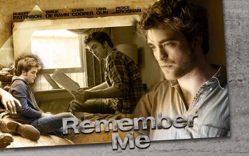 Robert Pattinson - Remember me - wallpaper