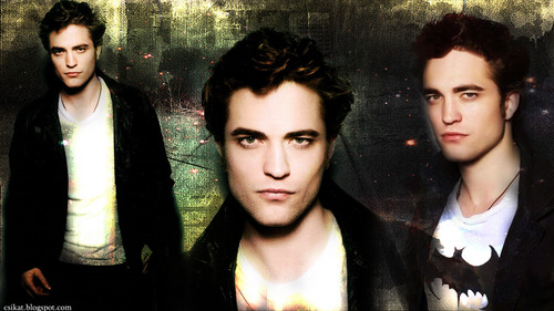 Robert Pattinson - wallpaper
