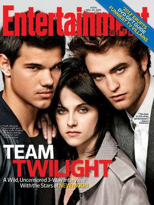 Robert, Taylor and Kristen!