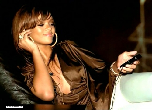 Rihanna wallpaper possibly with bare legs, a well dressed person, and a hip boot called SOS