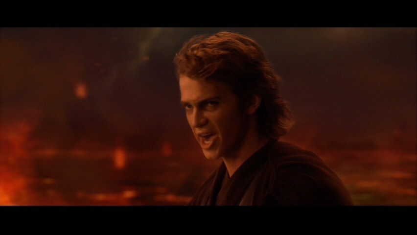 how to draw anakin skywalker from episode 3