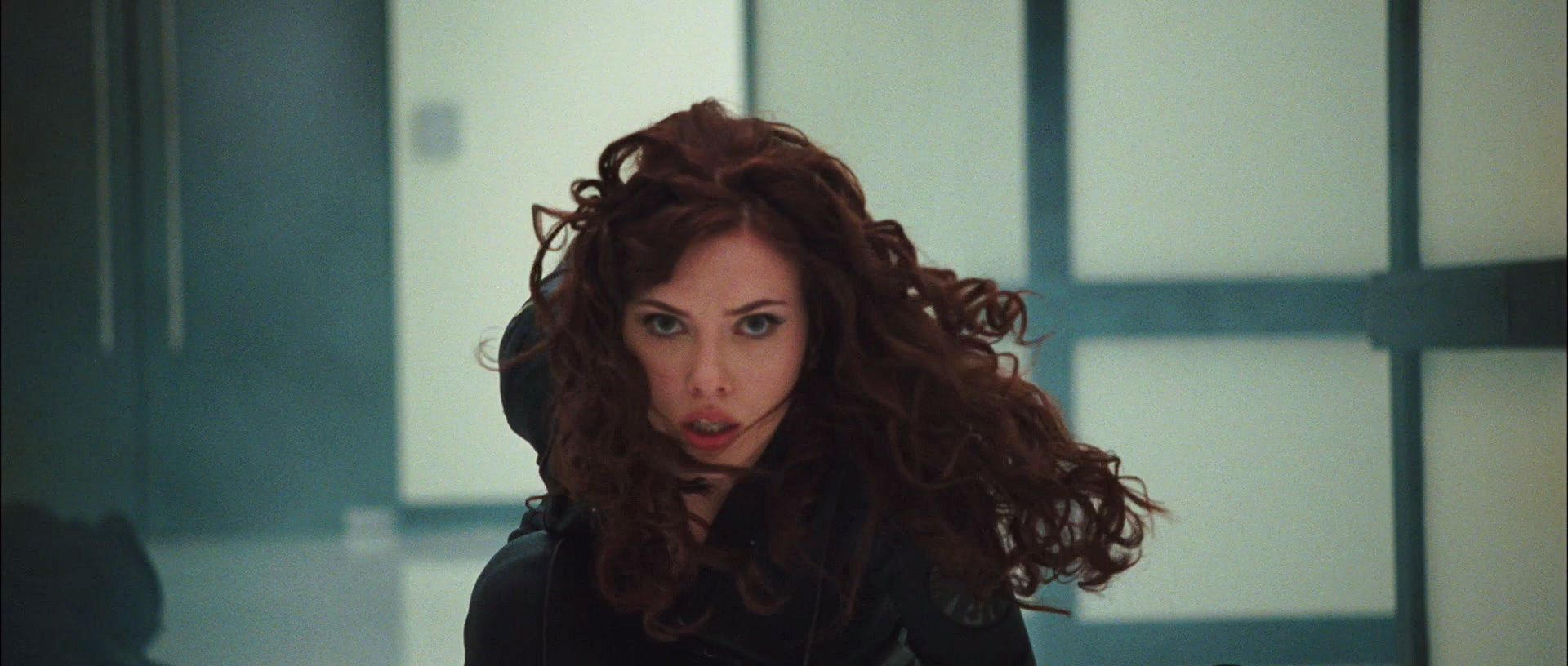 Scarlett Johansson Iron Man 2 Trailer Screencaps