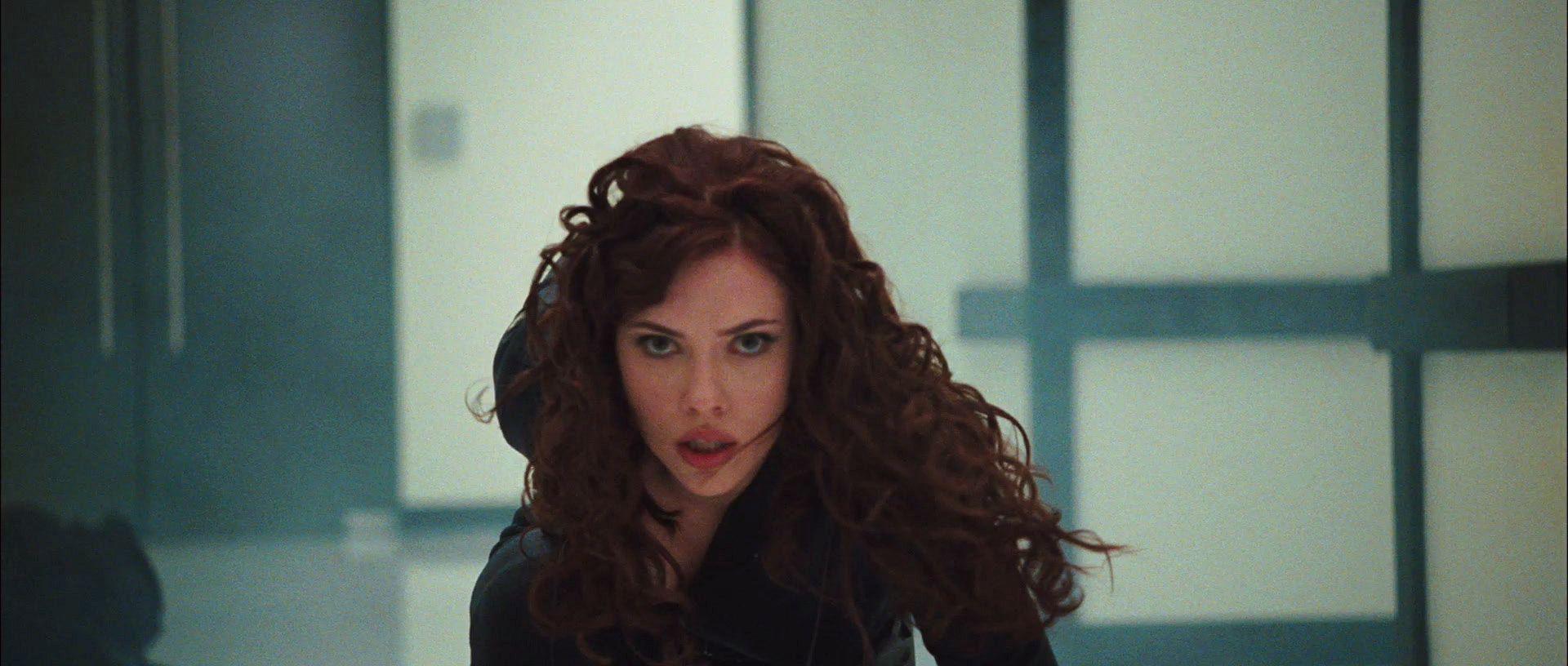 Scarlett johansson scarlett johansson iron man 2 trailer screencaps