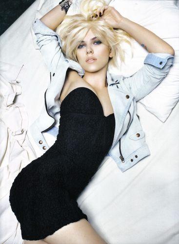 Scarlett Johansson | आम, मैंगो Photoshoot (UHQ)