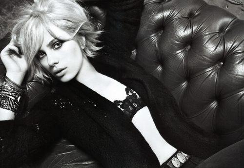 Scarlett Johansson | আম Photoshoot (UHQ)