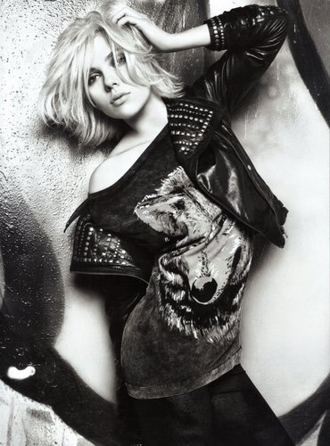 Scarlett Johansson | mangga Photoshoot (UHQ)