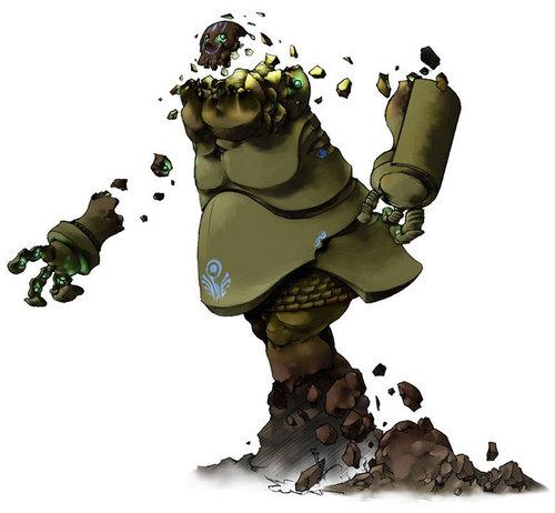 Seere's Pact Beast (Golem)