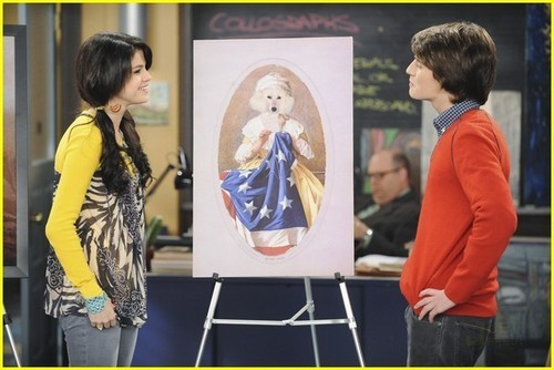 Selena Gomez Wizards of Waverly Place Stills