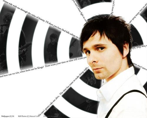 Matthew Bellamy wallpaper called Sexy Matt