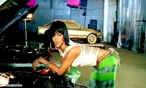 Shut Up And Drive - rihanna Screencap