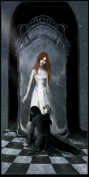 Snape & Lily - Severus Snape & Lily Evans Photo (9570954 ...