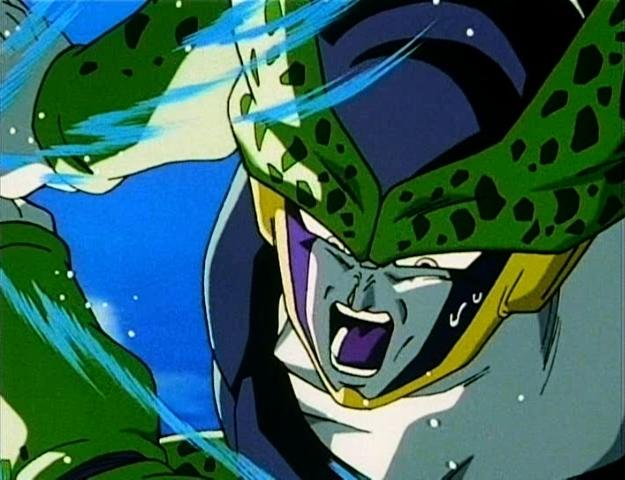 Le dernier combat de Son Goku ! [PV Cell/Goku] Solar-Kamehameha-cell-and-frieza-9561335-625-480
