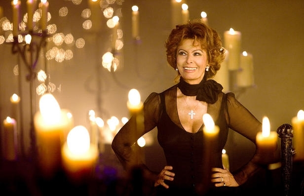 Sophia Loren dnes