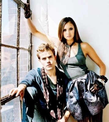 Stefan & Elena/Nina and Paul
