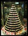 Sushi Natale albero