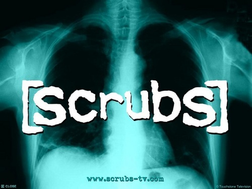 THE Famous Scrubs X-Ray