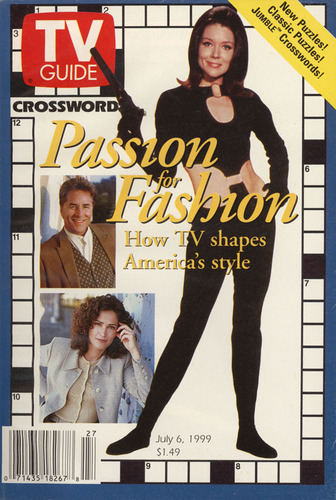 TV Guide Crosswords - July 1999 (cover)