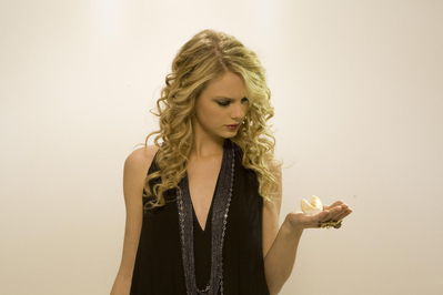 Taylor Swift, Blender photoshoot