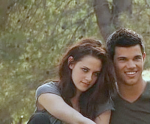 Kristen Stewart  Taylor Lautner on Taylor And Kristen   Kristen Stewart And Taylor Lautner Photo