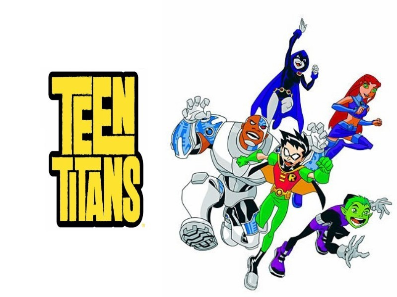 teen desktop wallpapers. Teen Titans Wallpaper