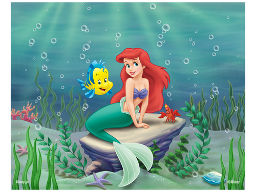 Walt Disney تصاویر - The Little Mermaid