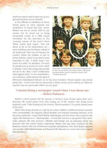 The Robert Pattinson Album - Magazine Scans