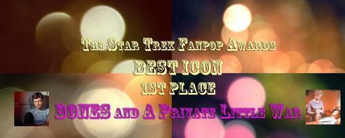 The bintang Trek Fanpop Awards - WINNERS!!!!
