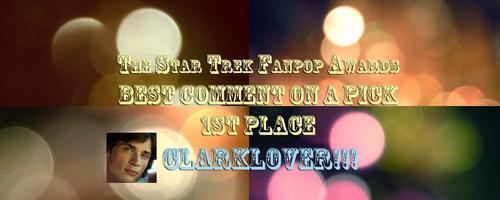 The star, sterne Trek Fanpop Awards - WINNERS!!!