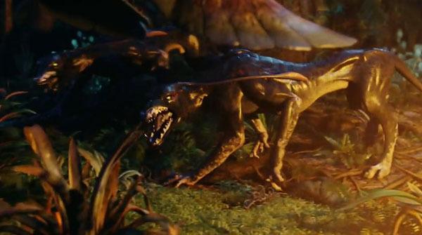 Avatar the viperwolf