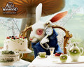 The White Rabbit - michael-sheen photo