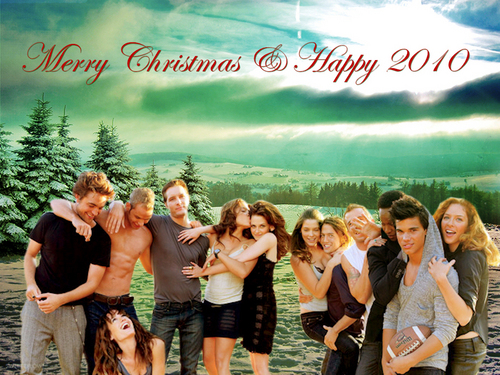 Twilight Christmas