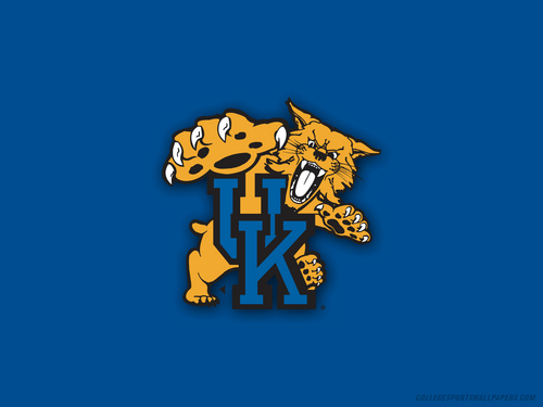 Kentucky Wildcats wallpaper entitled Uk logo