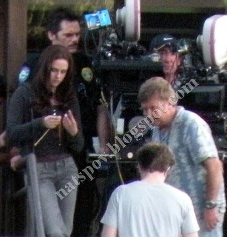 Unseen Eclipse Set Pictures