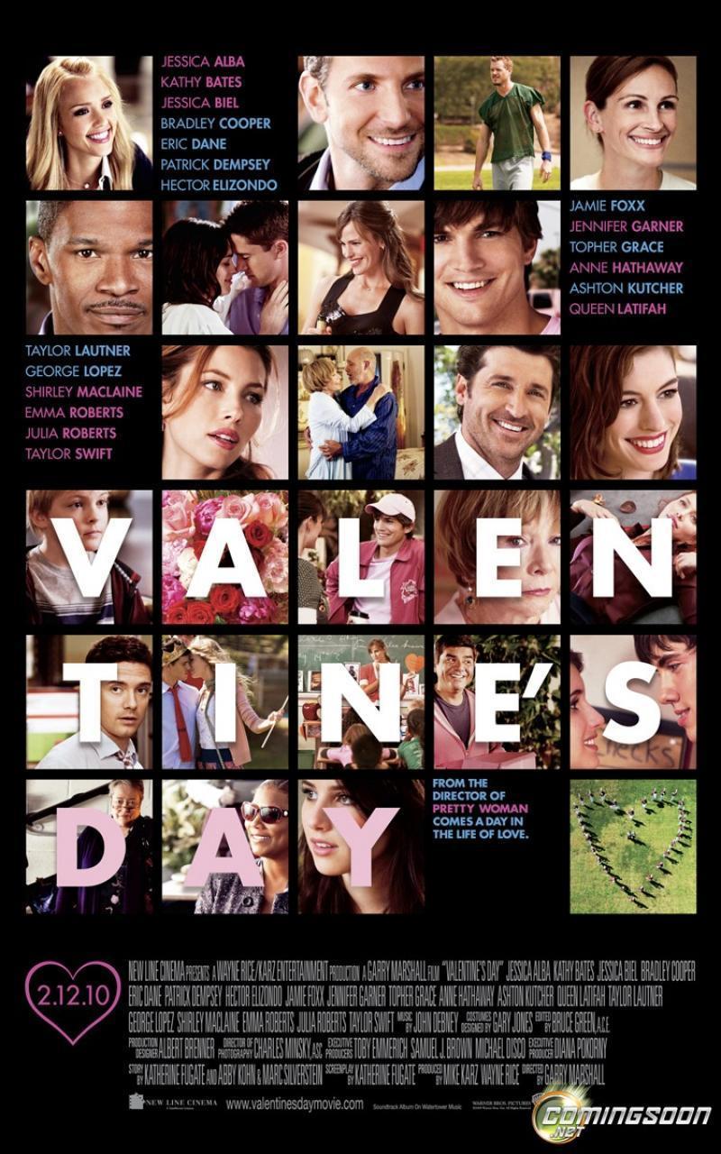 Valentines দিন Movie Poster 3