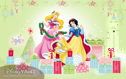 Xmas disney Princess