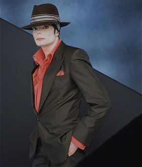 You Rock My World Photoshoot - Michael Jackson Photo ...